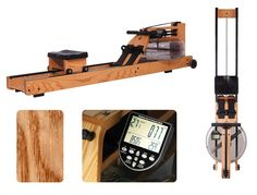 Rowers : Water Rower Model Natural