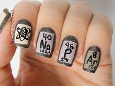 geeky nail art | Geek Nail Art