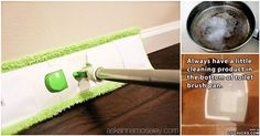 16 Lazy Ways To Clean Your Home- No Elbow Grease Needed! | Diply