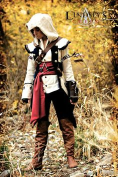 I have SOOOOO much want for this.- ~ by Lindsey Stirling Assassin's… Assassin's Creed Black, Assassins Creed Cosplay, All Assassin's Creed, Les Beatles, Photography Challenge, Fantasy, Miranda Lambert, Character Inspiration, Costumes