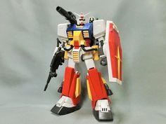Bandai MG 1/100 Perfect Gundam built model kit Plamo Gunpla Action Figure #Bandai