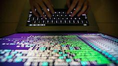 Un nuevo ciberataque mundial empieza por Ucrania