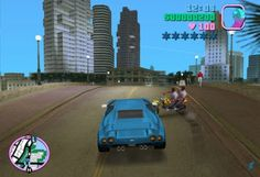GTA Vice City Games Funny Gameplay