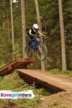 First bike season » Rider: Petra Legatova