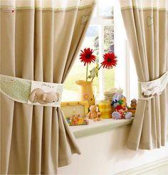 30 best rideaux chambre bébé images on Pinterest   Kids room, Child ...