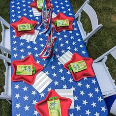 """NJ Kids' Party Planner on Instagram: """"Some more pictures from our clients 4th of July party. We hired the caterer, styled the event, booked the DJ, provided the kid snacks…"""" Kids Party Planner, Kid Snacks, The Dj, 4th Of July Party, Affair, Catering, Children, Pictures, Instagram"""