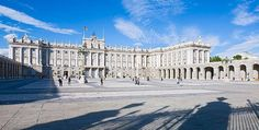 MADRID Royal Palace Madrid - Free admission: Monday to Friday in the Royal Palace 6pm to 8pm (April to September)