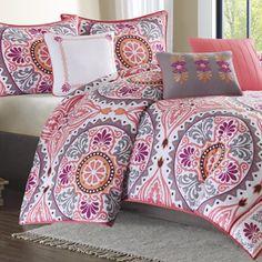 Madison Park Penza 7-piece Comforter Set