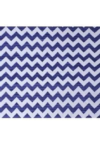Tapete Dhurie Moroccan 1 White / Purple
