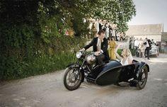 #sidecar #transporte #noivos #casamento