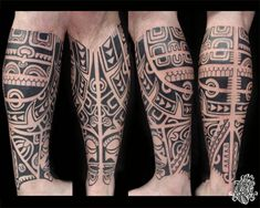 tatouage polynesien-polynesian tattoo: marquesan caf