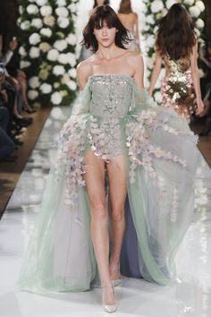 Valentin Yudashkin womenswear, spring/summer 2015, Paris Fashion Week