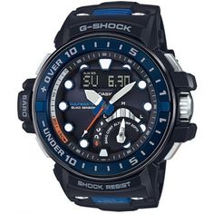 Casio G-SHOCK GWN-Q1000-1AER Gulfmaster Horloge