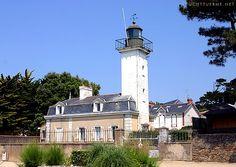 Pointe de la Noëveillard Light, Pornic, France