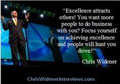Widener Leadership promotes author, motivational speaker, leadership expert and public speaker Chris Widener and his Widener Leadership Academy. LIKE the page on Facebook at Facebook.com/widenerleadership;  join us on Facebook @wideneracademy; and check out his website: http://widenerleadership.com