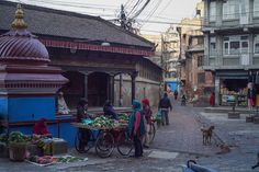 I was always attracted by the peacefulness that most travel guides characterize Nepal with. And there might very well be some on a high mountain peak or isolated valley in the Himalayas. But the ci...