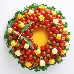 Guirlanda de tomatinhos!