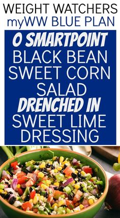 Here is the my top pinned Weight Watchers 0 SmartPoint Recipe and well it should be! This myWW Blue Plan 0 Point Salad can be enjoyed in a variety of ways. It is so delicious on its own, as a salsa, or stuffed into an Ole Xtreme Wellness 1 Point[. Weight Watcher Dinners, Weight Watchers Meal Plans, Weight Watchers Diet, Weight Watchers Points Plus, Salade Weight Watchers, Plats Weight Watchers, Weight Watchers Guacamole Recipe, Ww Recipes, Dinner Recipes