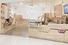 | 10 Tiendas de té de diseño en todo el mundo