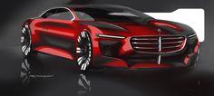 Проект Roman Egorov —Advanced Aerodynamic Limousine byMercedes-Benz - Cardesign.ru - Главный ресурс о транспортном дизайне. Дизайн авто. Портфолио. Фотогалерея. Проекты. Дизайнерский форум.