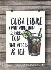 Cuba Libre Cocktail, Frozen Hashbrowns, Cocktail Illustration, Fun Christmas Games, Mixed Drinks Alcohol, Hashbrown Breakfast Casserole, Types Of Cheese, New Fruit, Bar Menu