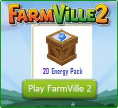 "Howdy Farmers! We'd like to hear your thoughts about the ""Cider Station"" feature! Share with us your experience! Click below to share this post and get FREE 1 TWENTY ENERGY 2 PACK!"