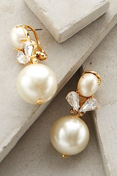Indre Earrings #anthrofave #anthropologie