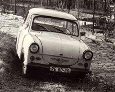 Die ersten 4 Räder mit Dach! Trabant 600 aus Rentnerhand. Gekauft am 7.11.1987 für 3500,- Mark (Ost). Bild: Thomas Fischer