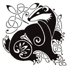 celtic badger - Google Search