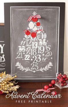35 Fresh Advent Calendar Ideas to Start Right Away