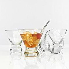Libbey Hamlet Cosmo Glasses - Set of 4