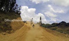 Offroad Vietnam (http://www.offroadvietnam.com) dirt biking from Hanoi to Sapa, Ha Giang & Ban Gioc waterfalls of Northern Vietnam.