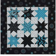 Star Quilting Project