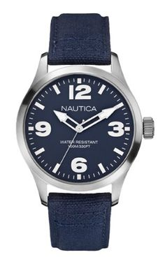 Nautica Watch A11555g >>> Check out this great watch.
