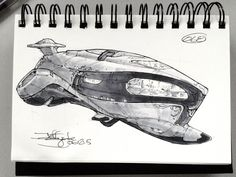 Sleek and speedy private yacht Space Ship Concept Art, Concept Ships, Samurai, Great Doodle, Cyberpunk, Plane Drawing, Flying Vehicles, Starship Concept, Sci Fi Spaceships