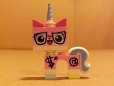 Princess Unikitty Angry
