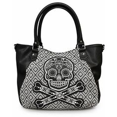 Great gift idea! Check out this awesome purse at www.Inkedshop.com! Click link in bio to shop! #Inkedshop #sale #skull