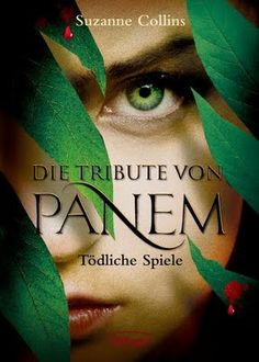 The Hunger Games: German cover