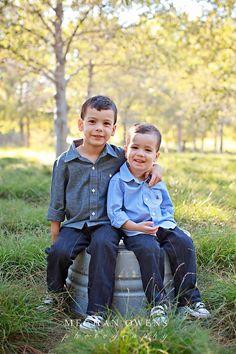 Orange County family photographer | brotherly love
