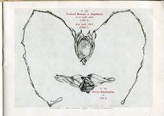 Catalogue d'Aimé Arnould, bijoutier joaillier Art Nouveau