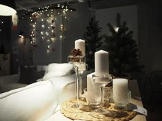 Pormenores de luz, por Cacomae.  #Natal #decoração #bloggers #ikeaportugal