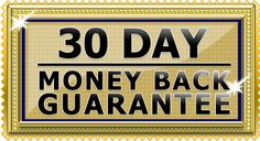 Remember That Anything You Buy From The Quick Click you have your 30-Day Money Back Guarantee Where Your Can Return Your Products For Any Reason For A Refund - Even If You Just Don't Like It!  Find Out More Here: http://thequickclick.co.uk/pages/about-us