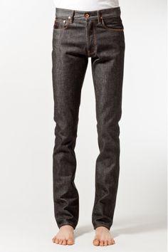 Dictator Renegade black selvedge denim jeans by April77.