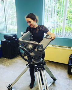 It's and we're grateful for all of our interns and their hard work, every single day! Here's summer intern Emily getting a hands-on demo with the Cartoni Lambda Head. Film Video, Good Cause, Singles Day, Feature Film, Hard Work, Filmmaking, Workplace, Grateful, Documentaries