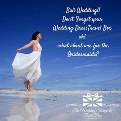 Bali Wedding!!  #www.weddingtravelboxes.com.au  #www.facebook.com/weddingstorageandtravelbox