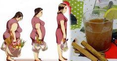 Ez a mézes-citromos-fahéjas alapú ital felgyorsítja az anyagcserédet és segít lefogyni!