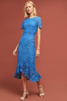 163b2c2ea5bf Shop the Shoshanna Celine Lace Dress and more Anthropologie at Anthropologie  today. Read customer reviews
