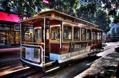 Ride a Cable Car!