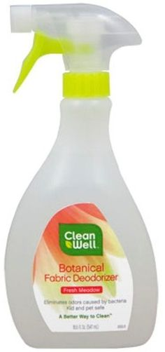 Eliminate odors caused by bacteria with this Botanical Fabric Deodorizer. Kid and pet safe, this formula is both safe and effective with no harsh fumes, or irritants to skin. Organic Cleaning Products, Pet Safe, Spring Cleaning, Animals For Kids, Spray Bottle, Deodorant, Cleaning Supplies, Plant Based, Fabric
