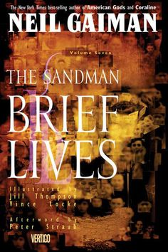 Looking back at Neil Gaiman's Sandman – part 8 of 11, Brief Lives